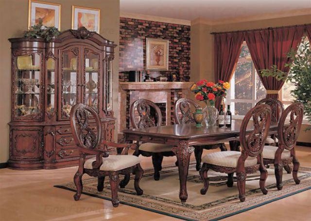 Nội thất phòng ăn bằng gỗ đẹp