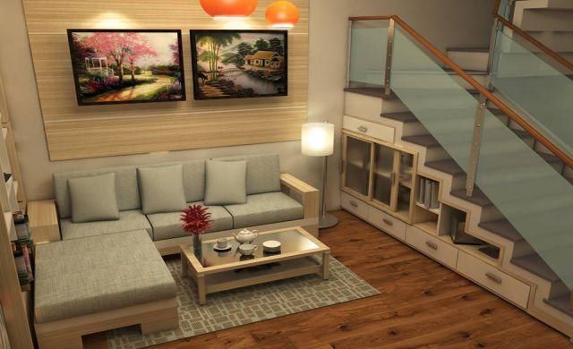 Nội thất phòng khách 15m2 | Nội thất phòng khách