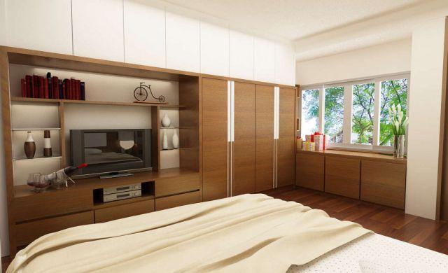 Nội thất phòng ngủ đẹp sang trọng   nội thất phòng ngủ