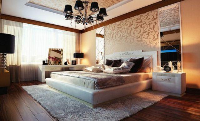 Nội thất phòng ngủ đẹp sang trọng   nội thất phong ngủ