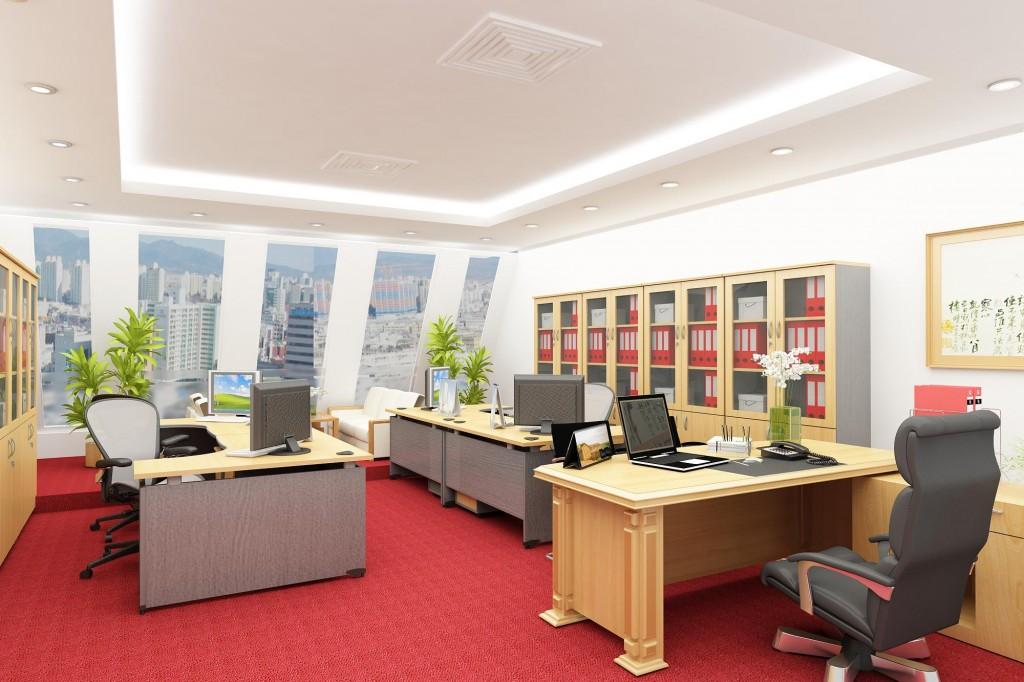 Nội thất văn phòng | phòng làm việc