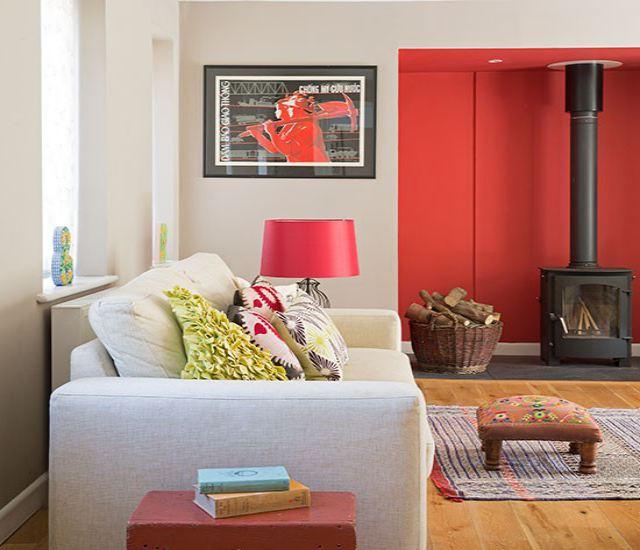 Thiết kế phòng khách nhỏ xinh