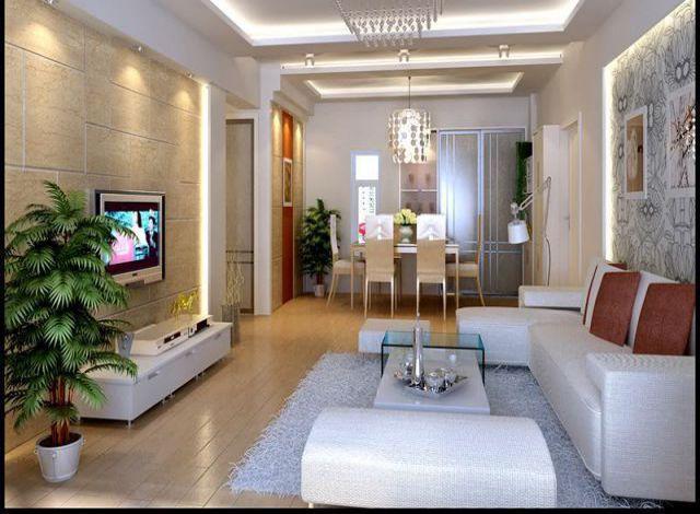 Nội thất phòng khách 20m2 | Thiết kế phòng khách đẹp