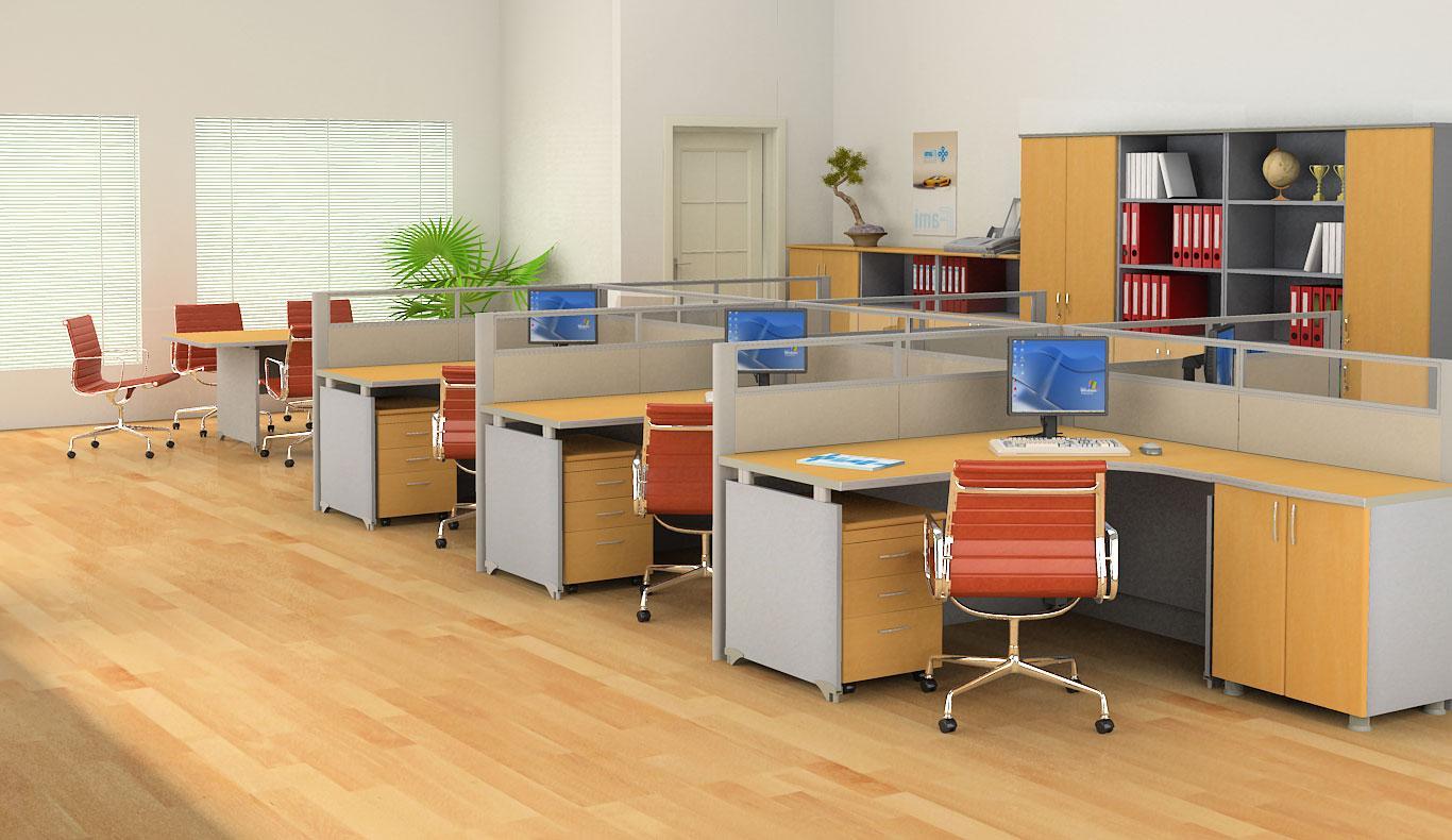 Nội thất phòng làm việc   nội thất văn phòng   thi công nội thất