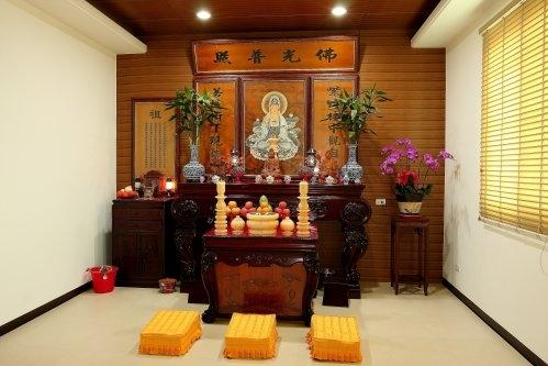 Phòng thờ tổ tiên