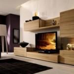 Trang trí kệ cho nội thất gỗ đầy lôi cuốn