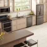 Những thiết kế bếp hiện đại và tiện ích