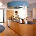 Đẹp lung linh với nội thất gỗ cho tủ bếp
