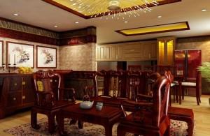 Cách bài trí nội thất đồ gỗ đẹp cho bàn ghếtại phòng khách 01