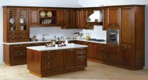Mẫu nội thất bằng gỗ cho tủ bếp-04