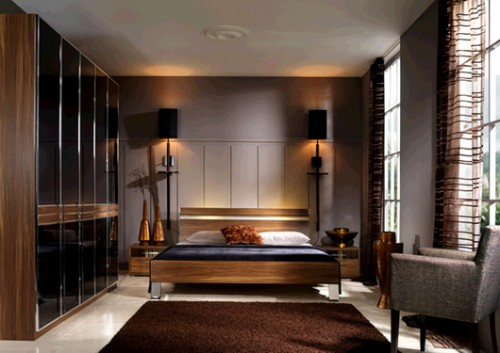 Nội thất đồ gỗ đẹp cho phòng ngủ. 04