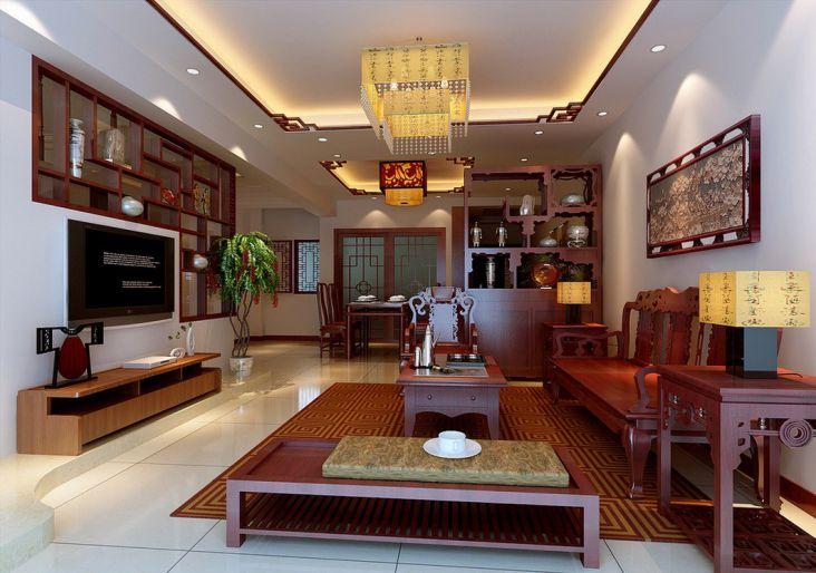 Mẫu 1 - nội thất đồ gỗ đẹp cho phòng khách sang trọng