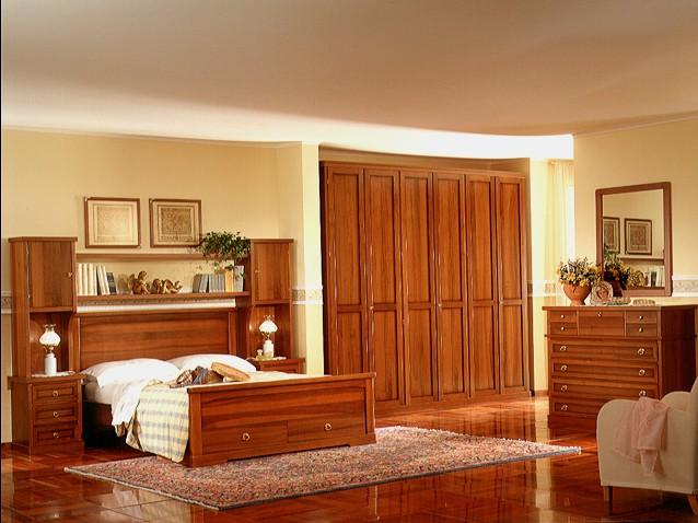 Hình ảnh 2 - Nội thất đồ gỗ đẹp cho phòng ngủ sang trọng
