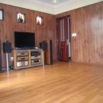 Thi công gỗ nội thất cho sàn nhà đẹp