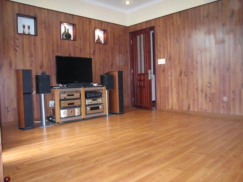 Thi công gỗ nội thất cho sàn nhà đẹp - 1