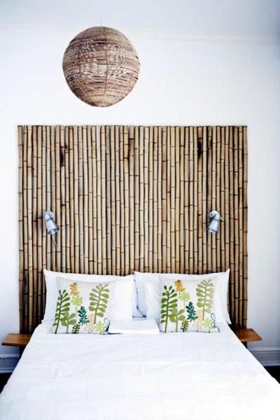 Mẫu thiết kế nhà đẹp sinh động với nội thất đồ gỗ kết hợp cùng tre 3