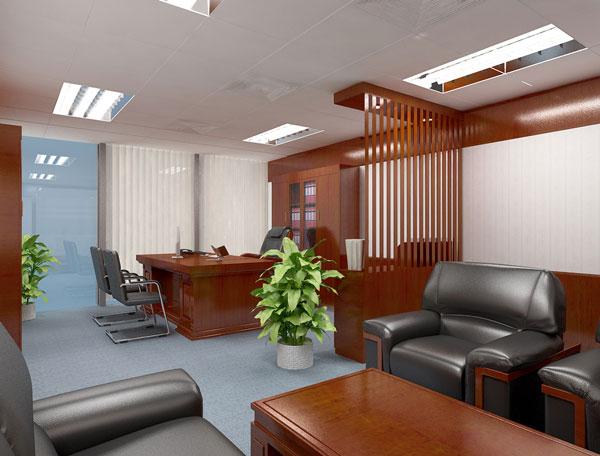 Nội thất gỗ đẹp cho văn phòng công ty. 2