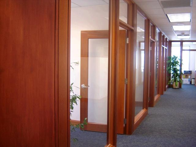 Nội thất gỗ đẹp cho văn phòng công ty. 4