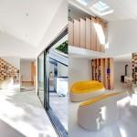 Nội thất đồ gỗ đẹp trong nhà ở phong cách hiện đại