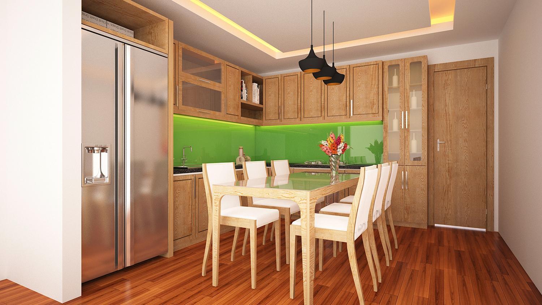 Thi công gỗ nội thất cho nhà đẹp. 1