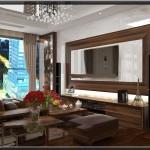 Nội thất đồ gỗ đẹp cho chung cư hiện đại