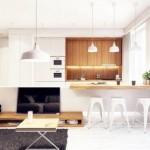 Đồ gỗ nội thất đẹp cho khu bếp ăn