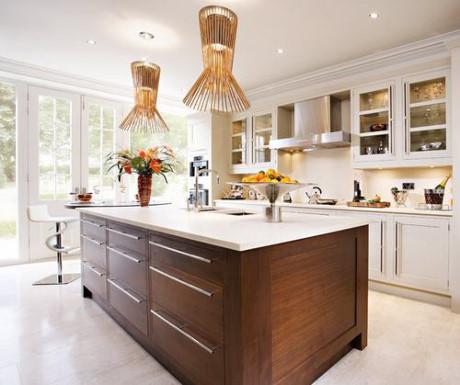 Đồ gỗ nội thất đẹp cho khu bếp ăn- Ảnh 03