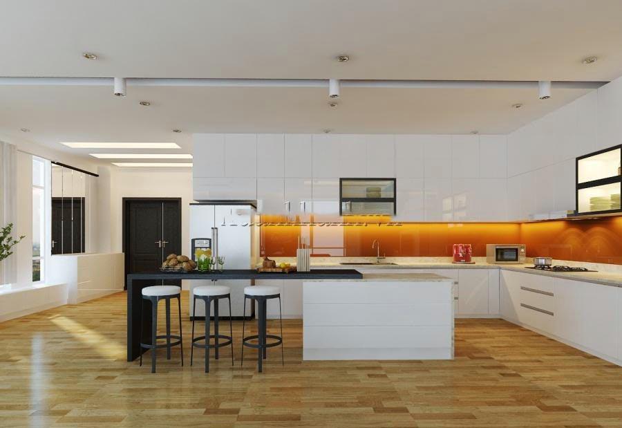 Đồ gỗ nội thất đẹp cho khu bếp ăn- Ảnh 04