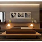 Thiết kế nội thất gỗ dành cho căn phòng ngủ
