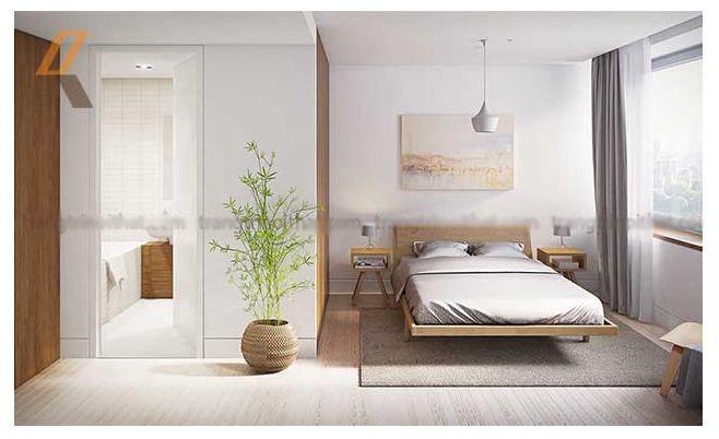 Thiết kế nội thất gỗ dành cho căn phòng ngủ- Ảnh 03