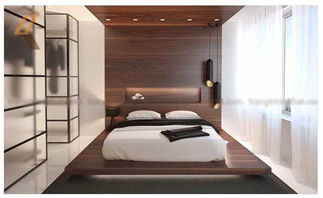 Thiết kế nội thất gỗ dành cho căn phòng ngủ- Ảnh 04
