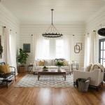 Thiết kế nội thất gỗ ốp tường cho không gian sống
