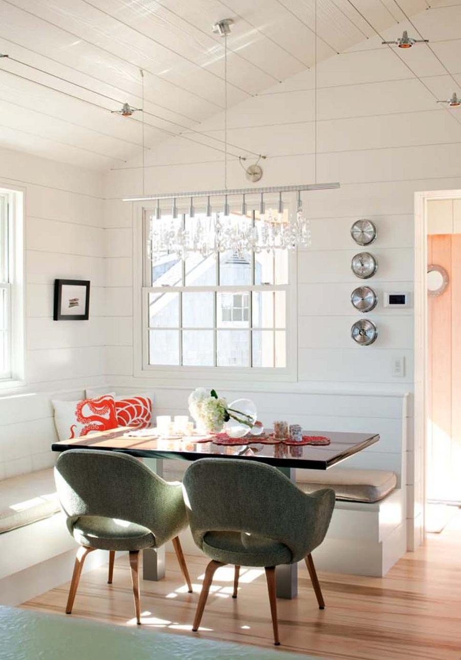 Thiết kế nội thất gỗ ốp tường cho không gian sống- Ảnh 03