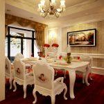 5 Mẫu phòng ăn đẹp với nội thất gỗ