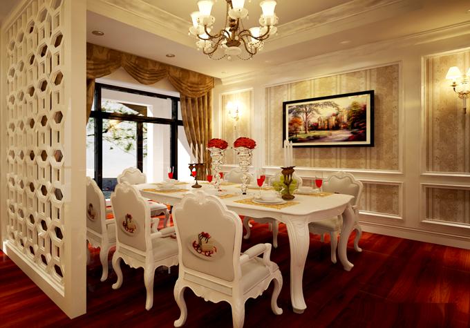Mẫu phòng ăn đẹp với nội thất gỗ - Phong cách cổ điển