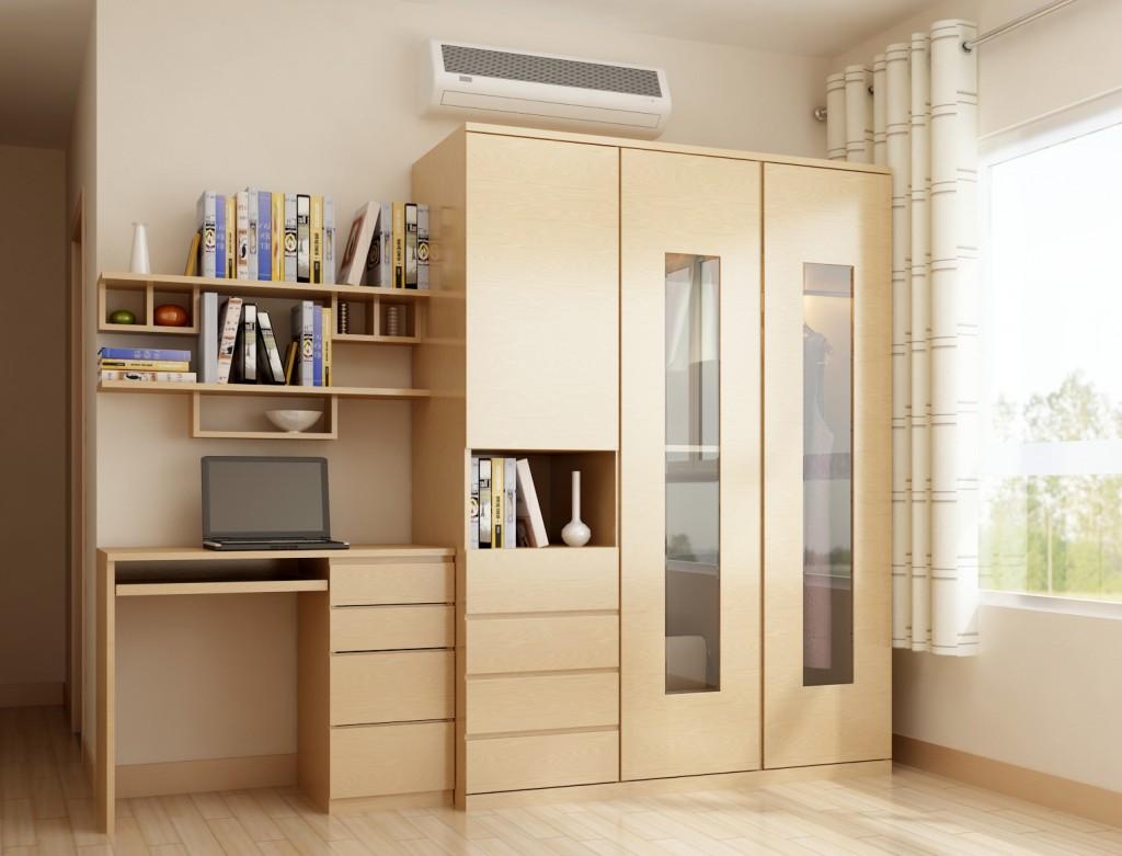 Những mẫu thiết kế tủ gỗ đẹp mà bạn nên xem - 03