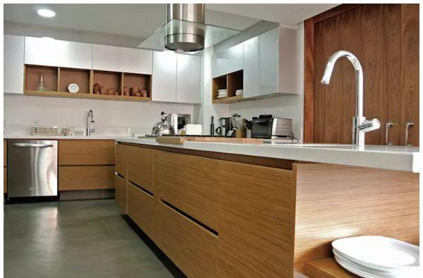 Những món nội thất gỗ đẹp sang cho nhà hiện đại. 2