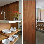 Nội thất gỗ đẹp sang cho nhà ống, biệt thự hiện đại