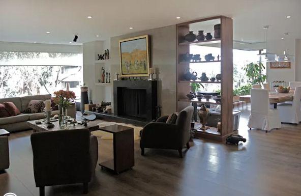 Những món nội thất gỗ đẹp sang cho nhà hiện đại. 3
