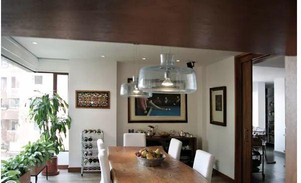 Những món nội thất gỗ đẹp sang cho nhà hiện đại. 5