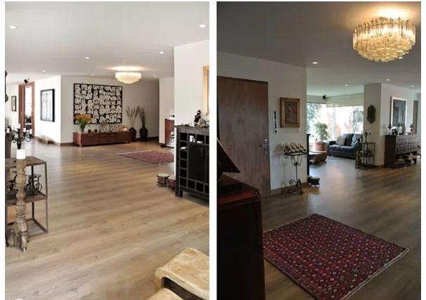 Những món nội thất gỗ đẹp sang cho nhà hiện đại. 6