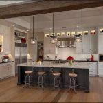Thiết kế nội thất gỗ phòng bếp đẹp mê ly
