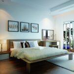 Xu hướng thiết kế nội thất phòng ngủ hiện đại tiện dụng
