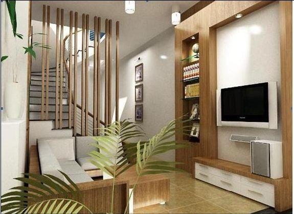 Chất liệu gỗ trong thiết kế thi công nội thất 3