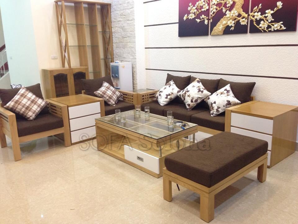 Chất liệu gỗ trong thiết kế thi công nội thất 5
