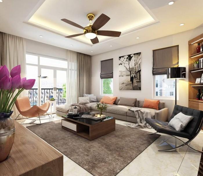 Không gian hướng đến thiên nhiên - Thiết kế nội thất chung cư