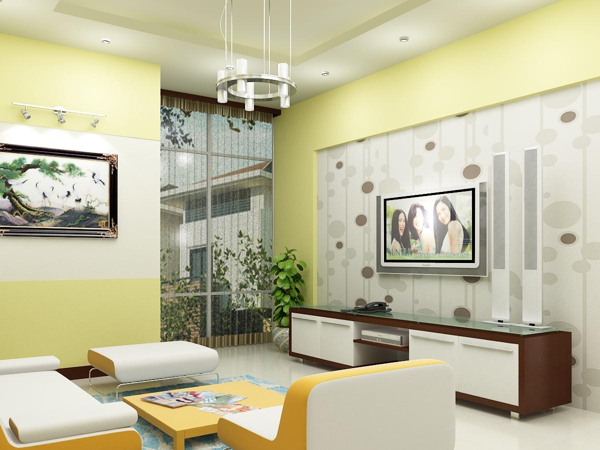 Trang trí nội thất chung cư với tranh in phong thủy
