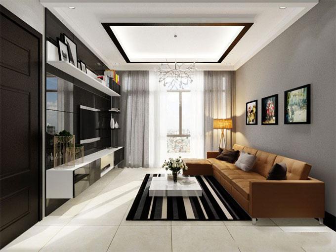 Trang trí nội thất chung cư với tranh in