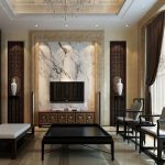 Phong cách Á Đông trong thiết kế nội thất sang trọng