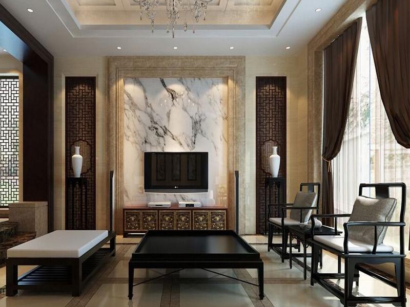 Phong cách Á Đông trong thiết kế nội thất sang trọng 5